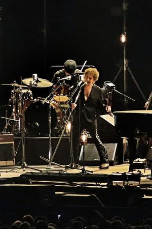 Bob Dylan, chanteur Nobel.