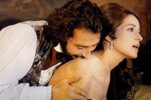 Françoise Fabian dans «Raphaël ou le Débauché» de Michel Deville en 1971.