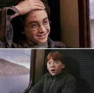 Harry Potter et la faucille et le marteau.