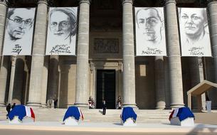 27 mai 2015 : le discours de François Hollande au Panthéon