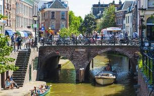 Un petit tour à Utrecht