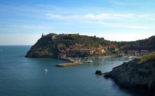 Italie : Porto Ercole, bellissima Riviera