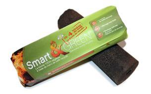 Du marc de café recyclé dans votre cheminée