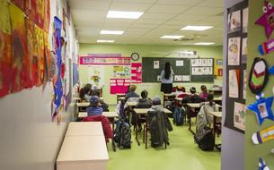Conjurer la peur à l'école juive Yaguel Yaacov de Montrouge
