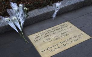 La France rend hommage aux victimes des attentats de 2015