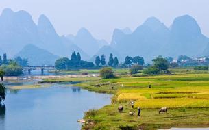 Les 10 sites et attractions incontournables dans la province du Guangxi en Chine