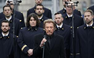 Hommage à <i>Charlie</i>: combien a coûté la venue de Johnny Hallyday?
