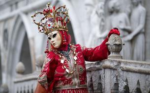 Carnaval de Venise 2016: des festivités hautes en couleurs