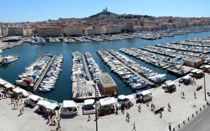 Marseille, la destination branchée de 2016