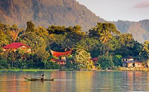 Sumatra, les mystères d'une île sauvage