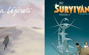 <i>La Légèreté</i>, <i>Survivants</i>, <i>Les Légendaires</i>... Le box-office BD