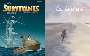 <i>Survivants</i>, <i>La Légèreté</i>, <i>Les Légendaires</i>... Le box-office BD
