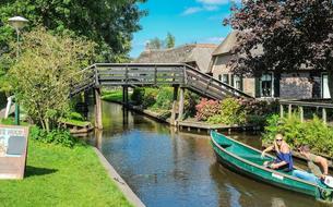 Giethoorn, un village pittoresque sans voiture