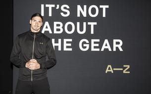 Zlatan Ibrahimovic se lance dans la mode