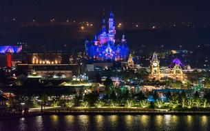 Shanghai Disney Resort ouvre ses portes en Chine