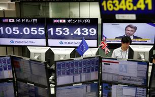 Les Bourses européennes s'effondrent après le vote en faveur du Brexit