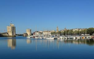 La Rochelle, ville en mer