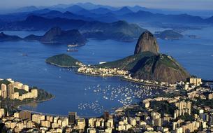 Rio à l'heure des JO