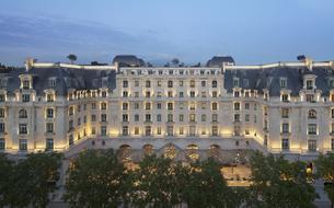 La France compte 3 nouveaux palaces