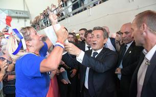 À Châteaurenard, Nicolas Sarkozy fustige les «demi-solutions»