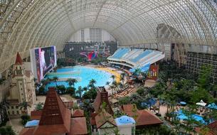 Chine : après une mer artificielle, un mall géant s'apprête à accueillir une station de ski