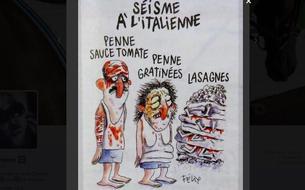 Séisme d'Amatrice : l'Italie ne se remet pas du dessin de <i>Charlie Hebdo </i>