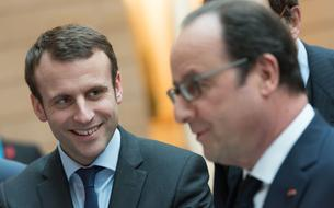 Présidentielle 2017 : Macron renverse Hollande