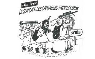 <i>Charlie Hebdo, Hara Kiri </i>: Cabu en 1000 dessins