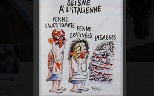 Séisme en Italie : la mairie d'Amatrice porte plainte contre <i>Charlie Hebdo </i>
