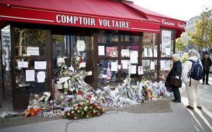 Sonia, rescapée du Comptoir Voltaire: «Pourquoi suis-je là alors que 130 personnes sont mortes?»