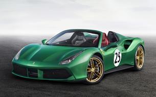 Ferrari : un 70e anniversaire haut en couleur
