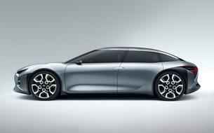 Citroën n'abandonne pas la grande berline