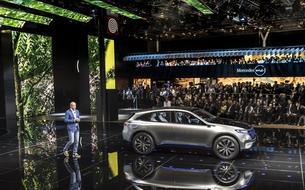 Mercedes EQ, la marque électrique de Mercedes