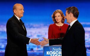 Primaire à droite : Juppé a remporté le débat, selon les téléspectateurs