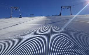 Skier en avant-première pour la Toussaint, c'est possible