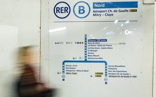 Le trafic a finalement repris sur le RERB