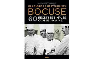 À table dans les brasseries Bocuse