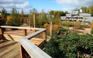 Comment Center Parcs associe les entreprises locales à son développement