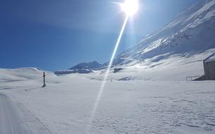 Skier sur la plus longue piste verte d'Europe