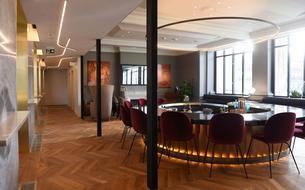 Nous avons testé... le nouveau salon Business Eurostar de Paris