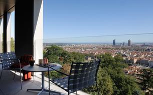 La Villa Maïa fait briller Lyon
