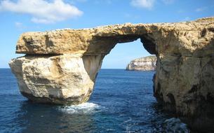 A Malte, l'île de Gozo perd sa célèbre «Fenêtre d'Azur»
