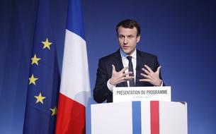 Le programme Macron accusé de plomber le déficit public