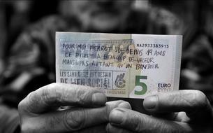 Des billets de banque au service des sans-abri et du lien social