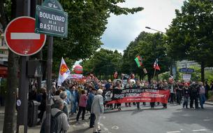 Les syndicats n'arrivent pas à faire front commun contre le FN