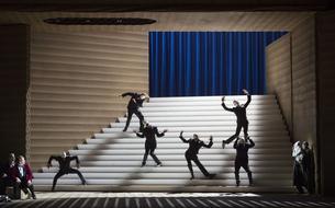 <i>Rigoletto</i>, un opéra tout en carton(s)