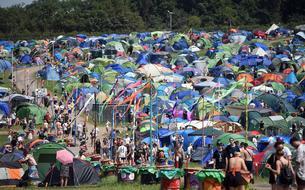Dans un climat tendu, le Festival de Glastonbury ouvre ses portes