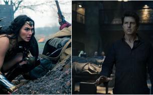 Box office France:<i> La Momie</i> détrône <i>Wonder Woman</i>