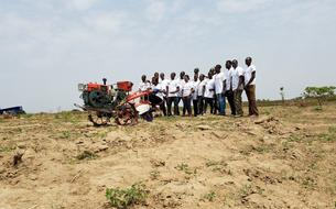 Hello Tractor, le Uber des machines agricoles