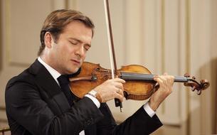 Renaud Capuçon, disque d'or pour <i>Le </i><i>violon du roi</i>